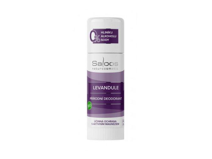 bio deodorant levandule