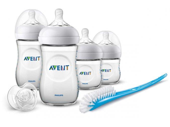 Philips Avent novorozenecká startovní sada Natural