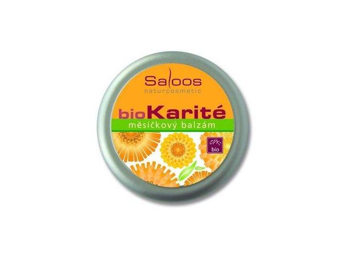 Bio Karité MĚSÍČKOVÝ BALZÁM 50ml Saloos