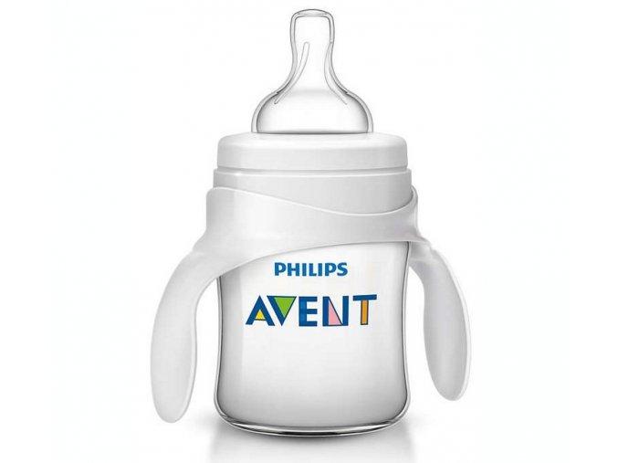 Avent Lahvička na učení Classic+ 125ml (1)