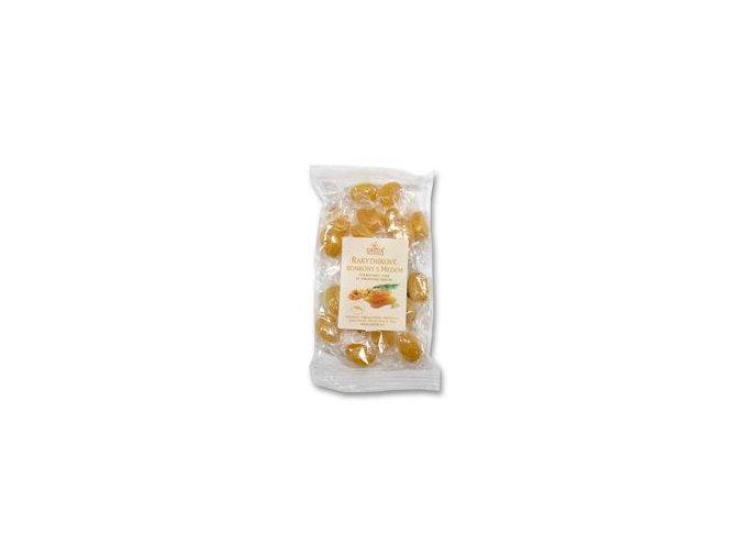 Rakytníkové bonbony s medem 100 g GREŠÍK