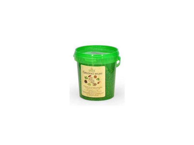 Grilovací byliny - GREŠÍK Dobré koření, 300g