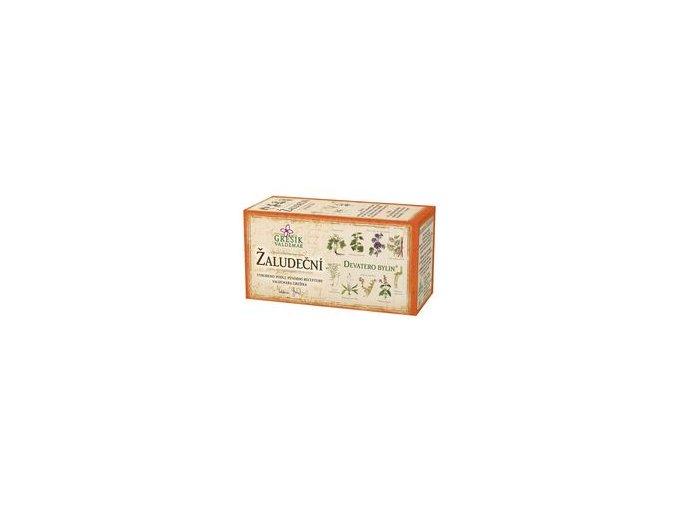 Grešík Žaludeční čaj 20x1g Devatero bylin