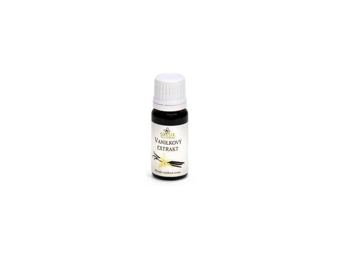 Grešík Vanilkový extrakt 10ml