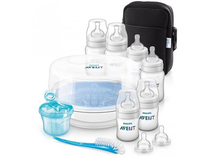 Philips Avent - Velká dárková novorozenecká startovací sada