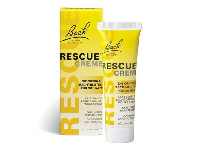 Rescue Cream Krizový krém 50g Bachovy esence