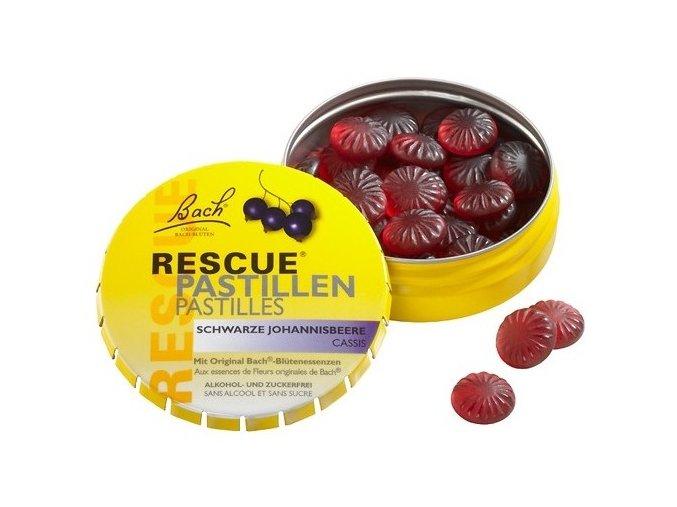 rescue pastilky cerny rybiz