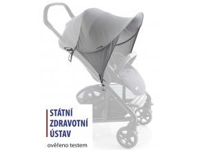 Babypoint sluneční clona na kočárek univerzální