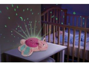 Usínáček se světly a zvuky Summer Infant Kámoš na spaní Motýlek