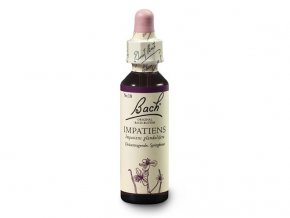 Bachovy esence Impatiens 20ml
