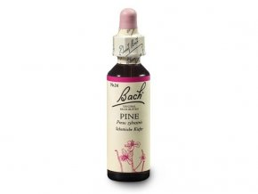 Bachovy esence Pine 20ml