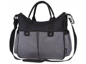 Baby Ono přebalovací taška na kočárek So City černá (4)