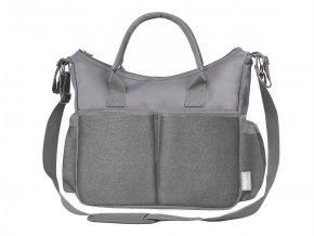 Baby Ono přebalovací taška na kočárek So City šedá (2)