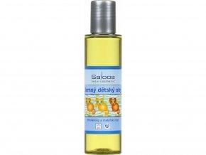 Jemný dětský olej 125ml