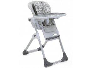 Jídelní židlička Joie Mimzy LX Abstract arrows (5)