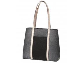 Baby Ono přebalovací taška na kočárek So Dynamic šedo černá (2)