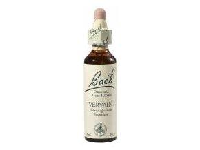 Sporýš lékařský (Vervain) 10 ml- Bachovy esence