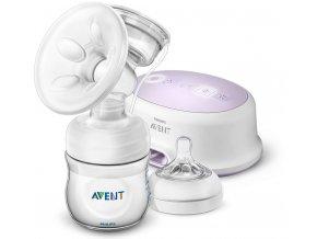 Philips Avent odsávačka Natural elektronická Ultra Comfort (1)