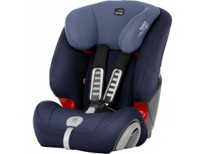 Britax Römer EVOLVA 123 Plus 2019, Moonlight Blue (1)