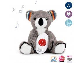 Zazu Šumící zvířátko s tlukotem srdce a melodiemi Koala Coco (2)