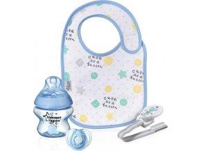 Tommee Tippee dárková kojenecká sada modrá