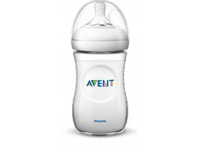 Philips Avent láhev Natural PP 260ml čirá