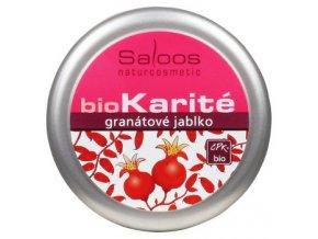 Bio Karité BALZÁM GRANÁTOVÉ JABLKO 50ml Saloos
