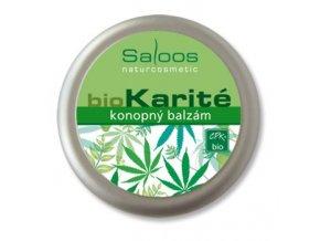 Bio Karité KONOPNÝ BALZÁM 50ml Saloos