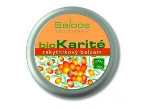 Bio Karité RAKYTNÍKOVÝ BALZÁM 50ml Saloos