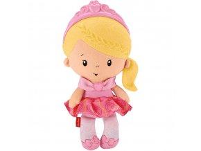 Fisher Price Moje první panenka princezna