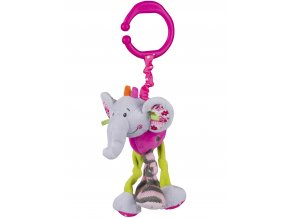 Baby Ono vibrující slon s klipem