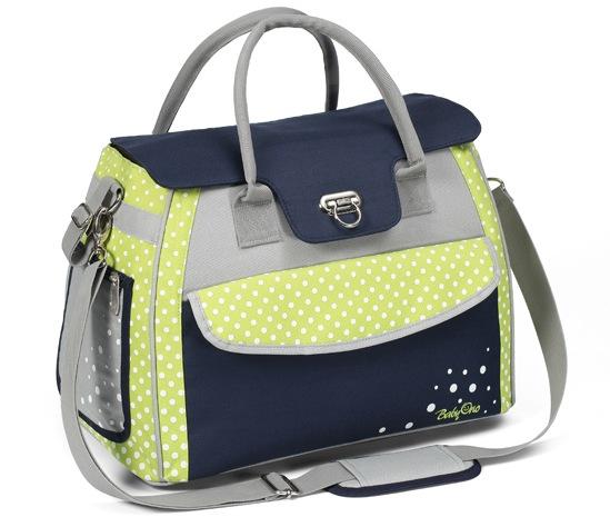 Baby Ono Přebalovací taška STYLE Zelená (taška ke kočárku)