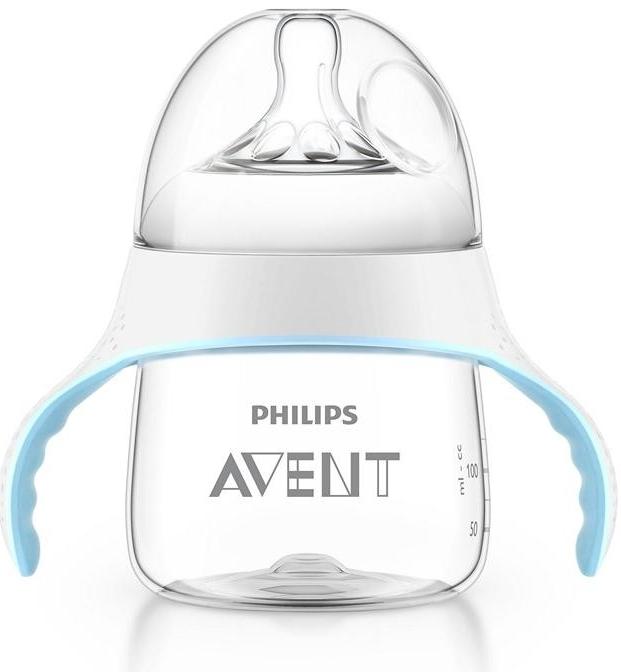 Avent Natural Lahvička na učení bez BPA 150ml 4m+