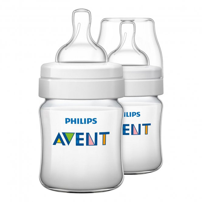 Philips Avent láhev Classic+ 125ml - 2ks (SCF560/27)
