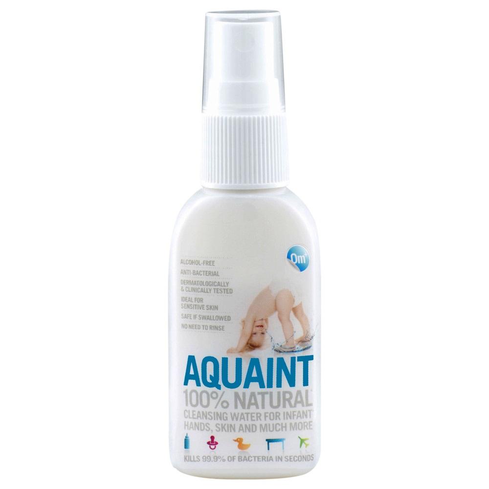 Aquaint 100% přirozená dezinfekční voda - bez alkoholu objem: 50ml