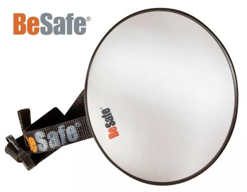 BeSafe přídavné zrcátko do auta Baby mirror