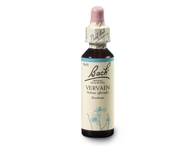 Sporýš lékařský (Vervain) 20 ml- Bachovy esence