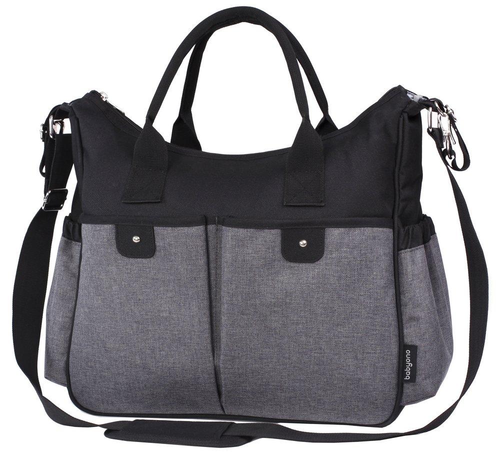 Baby Ono přebalovací taška na kočárek So City černá