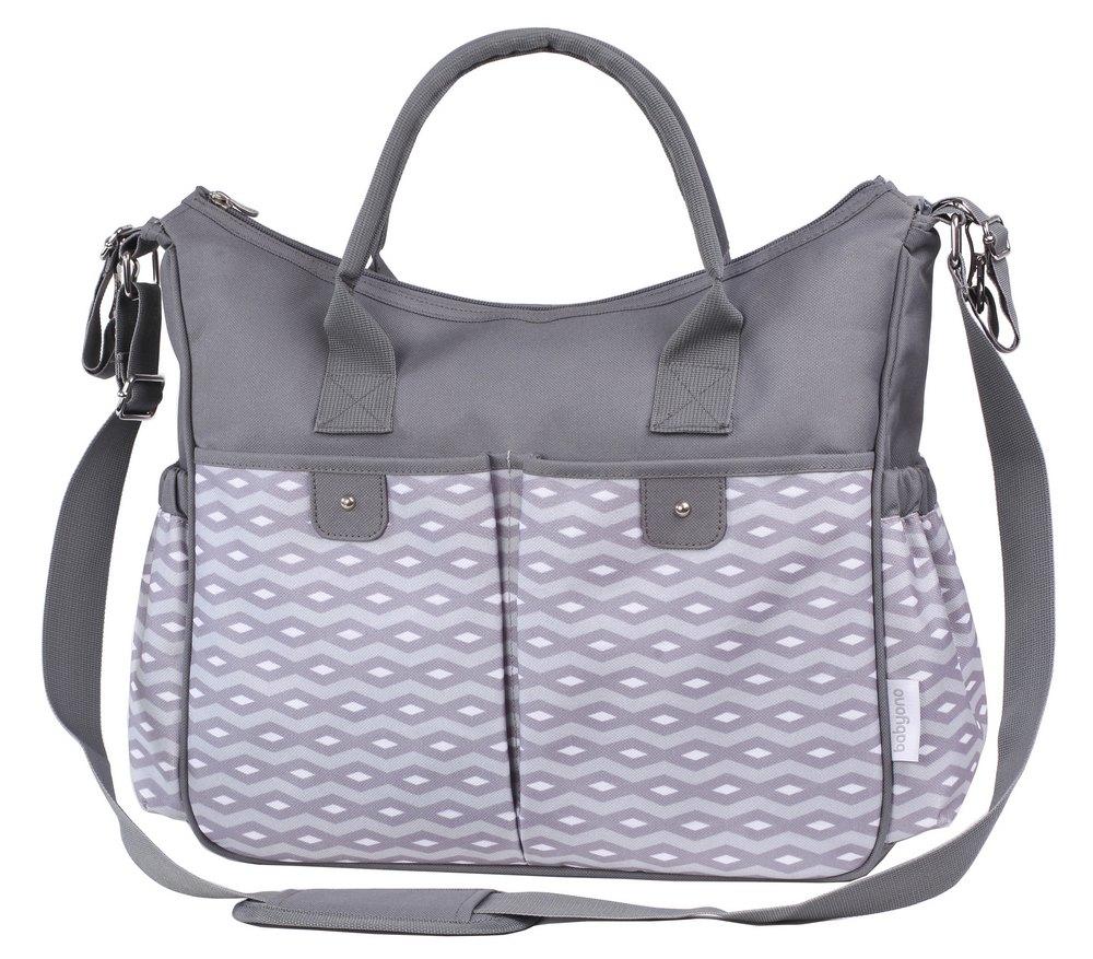 Baby Ono přebalovací taška na kočárek So City šedá