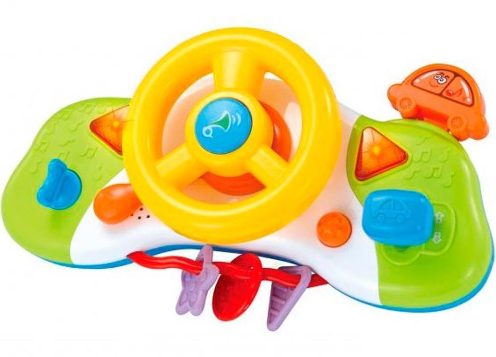 Volant Baby Mix - edukační hračka se zvuky a světly