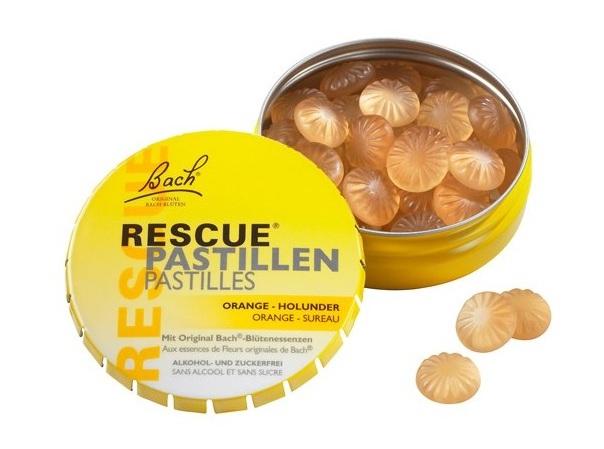 Rescue Remedy pastilky 50 g - pomeranč