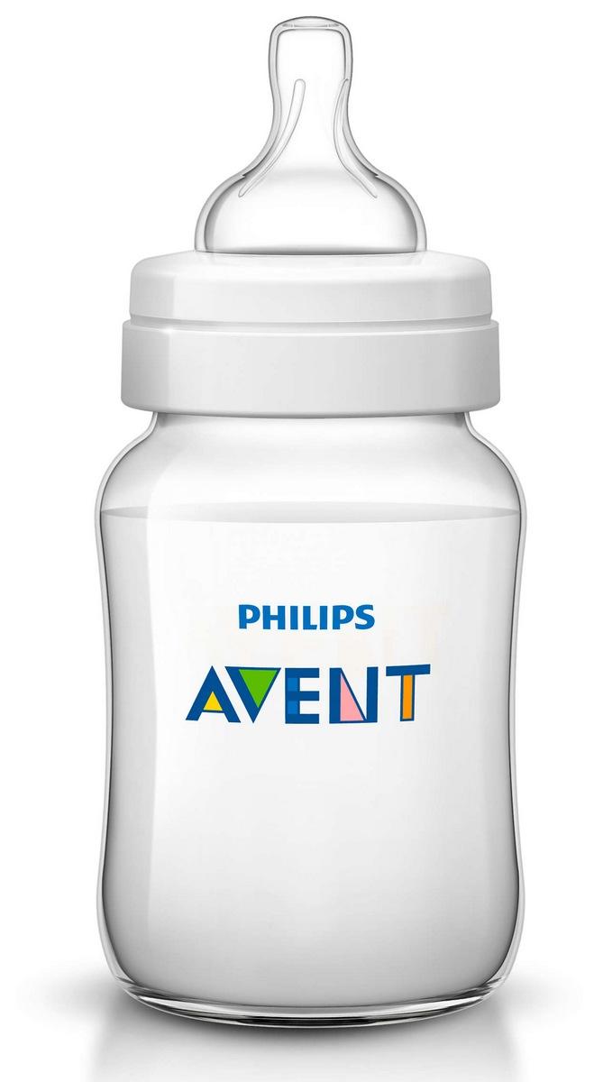 Philips Avent Kojenecká láhev Classic+ 260 ml