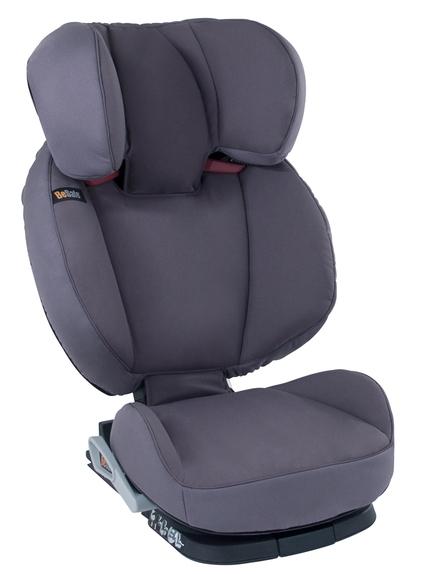 Autosedačka BeSafe iZi Up X3 Fix - Lava Grey 72