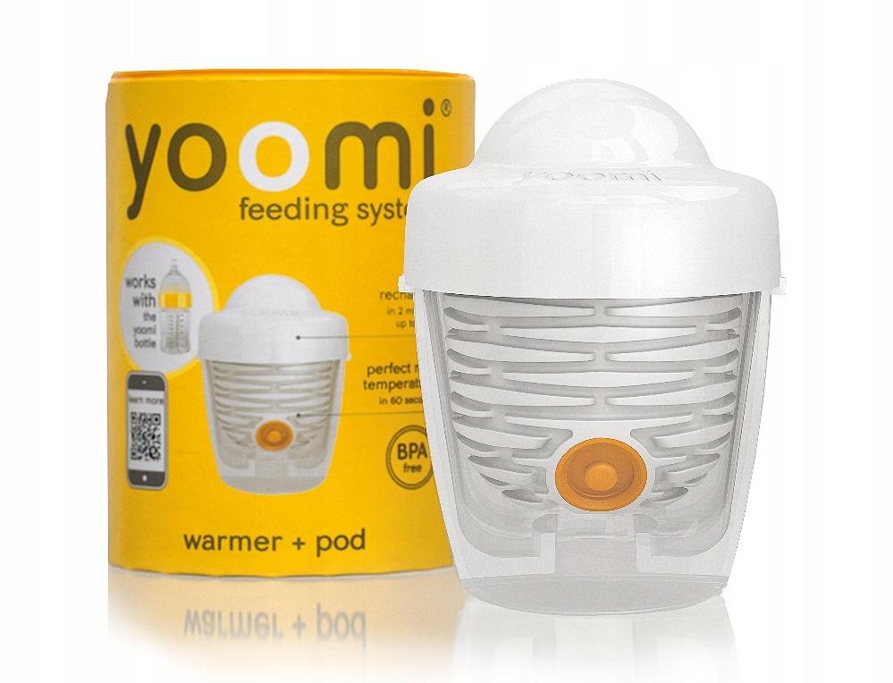 Yoomi Pod + Warmer - nádoba na ohřívač a ohřívač