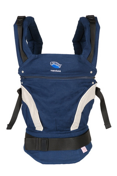 Nosítko Manduca New Style tmavě modrá +doprava zdarma