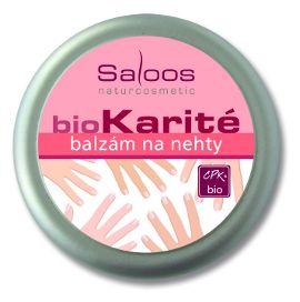 Bio Karité BALZÁM NA NEHTY 19ml Saloos