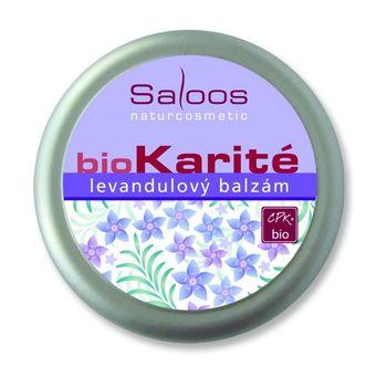 Bio Karité LEVANDULOVÝ BALZÁM 50ml Saloos