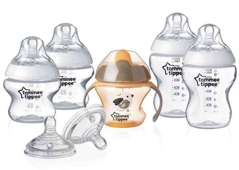 Tommee Tippee Startovací sada kojeneckých lahviček C2N