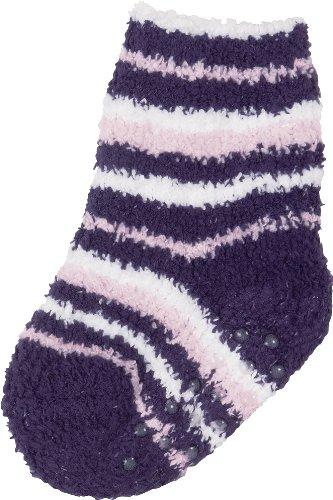 Playshoes ponožky flísové protiskluzové barva/velikost: růžové 27/30