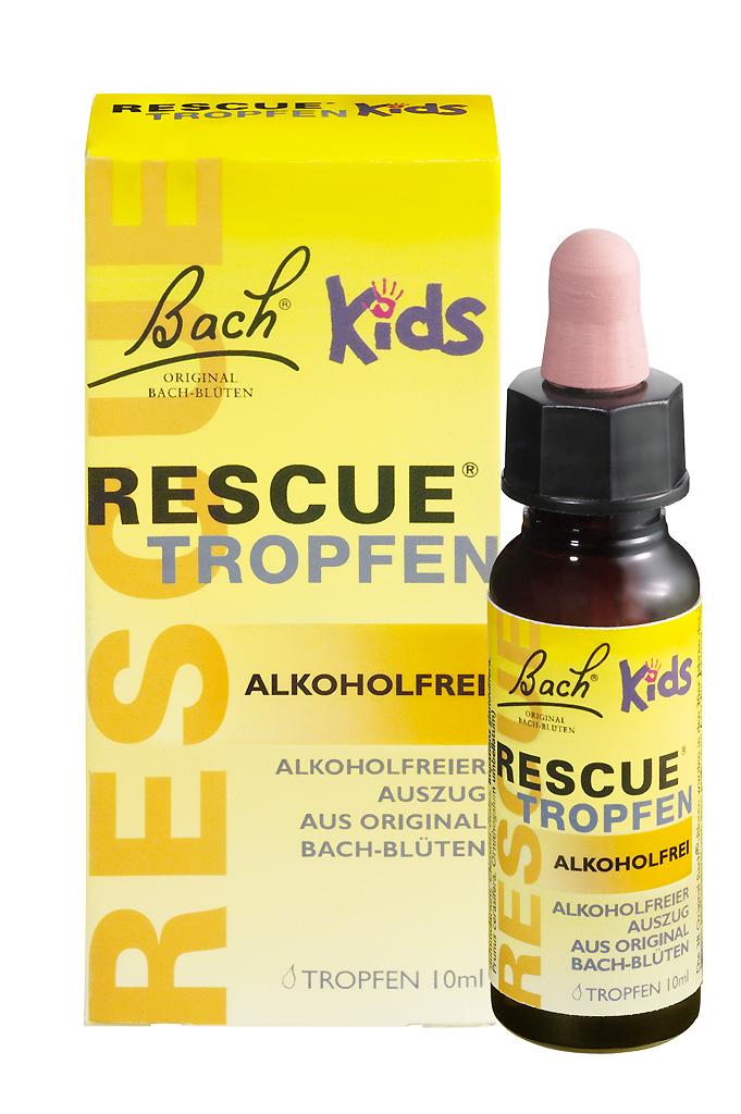 Rescue Kids krizové kapky pro děti 10ml - Bachovy esence